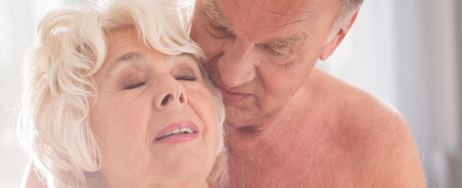 Sex im hohen Alter? Der wird immer besser!